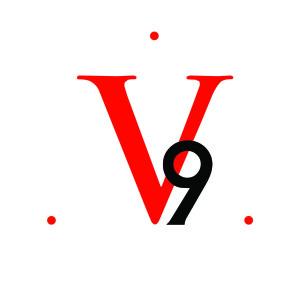 V9_logo_white